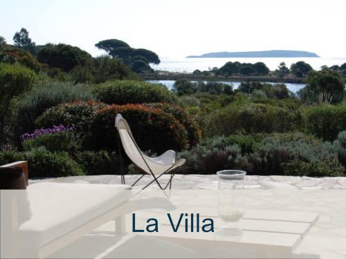 villa cataracciu Corse du sud