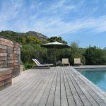 location villa avec piscine en corse