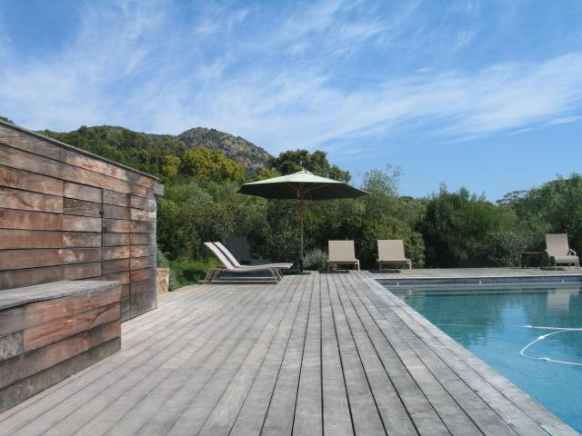 Location Villa Corse Du Sud Avec Piscine Et Direct Plage Palombaggia