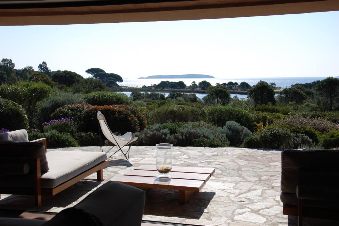 location villa luxe corse