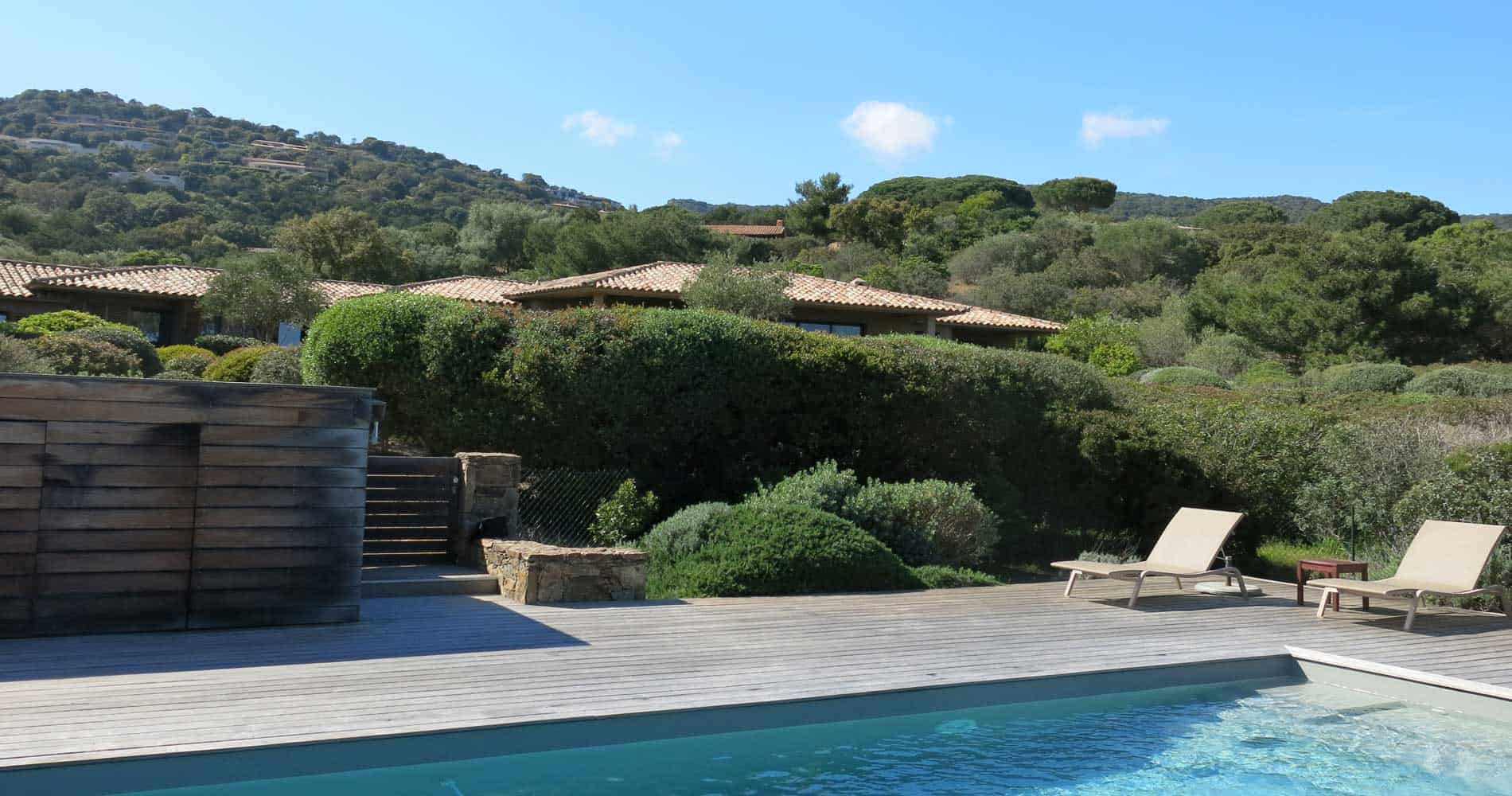 rental villa corsican of the south
