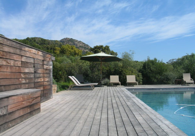 Rent A Luxury Villa In South Corse For Holidays With Direct Access